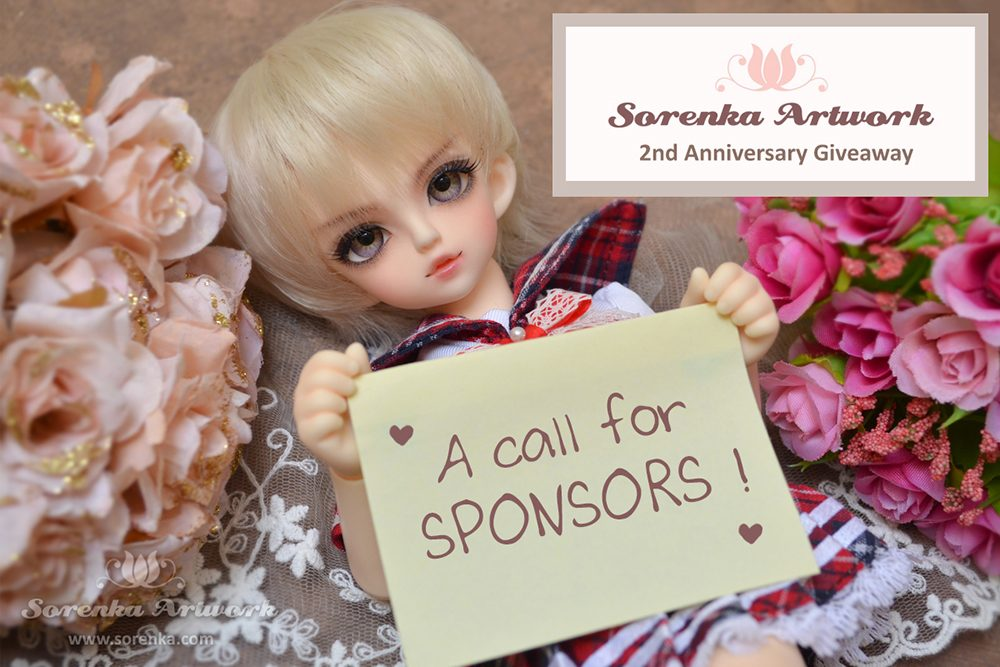 A Call for Sponsors